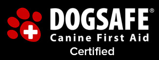 DOGSAFE Canine certified